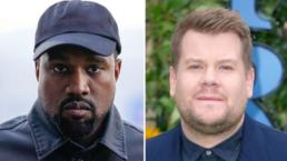 kanye west james corden carpool karaoke