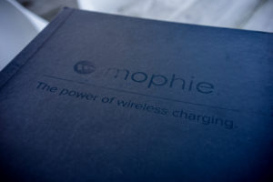 mophie - power of charging