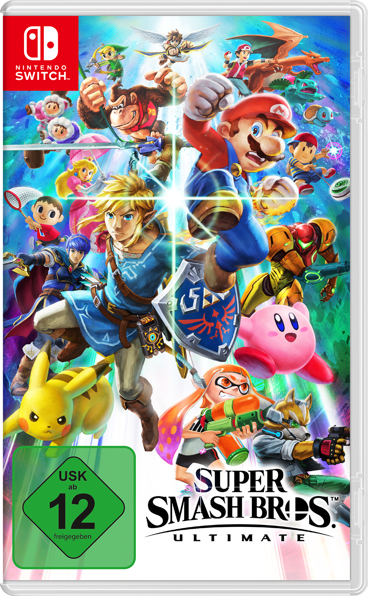 Nintendo Switch Super smash Bros