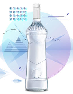 Wodka Gorbatschow Design Contest Limited Edition