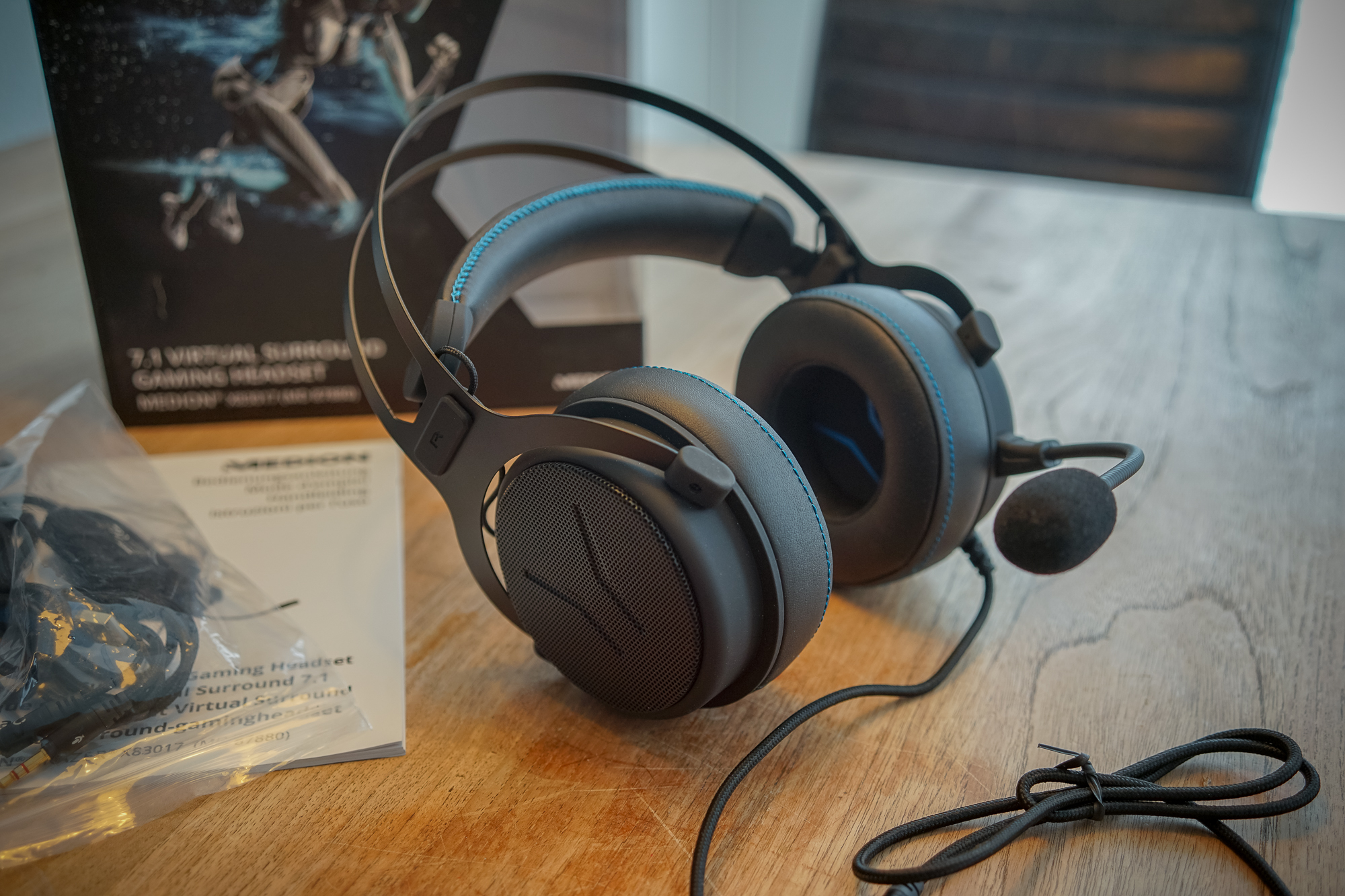 Medion Erazer Gaming Headset X83017