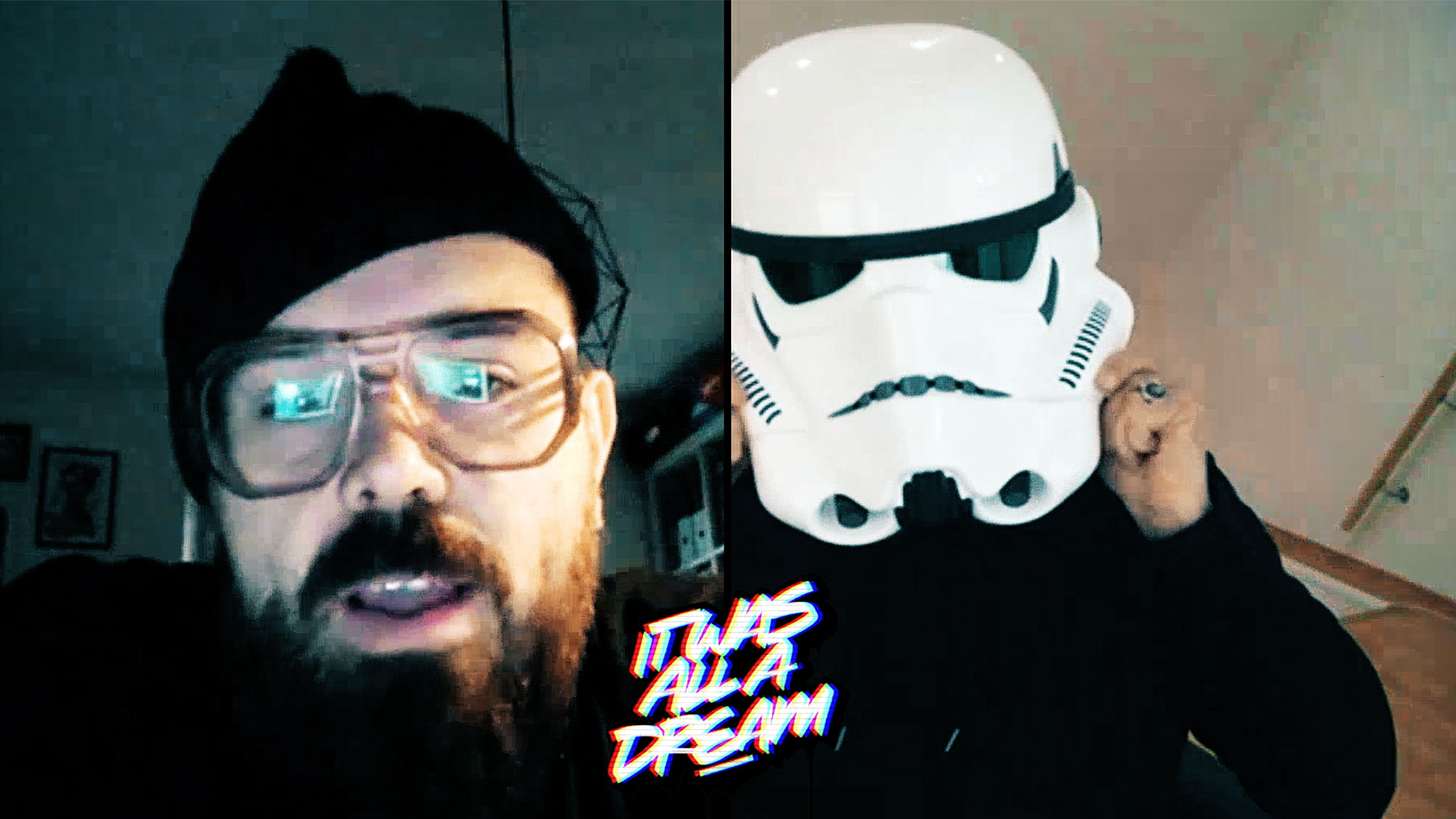 IT WAS ALL A DREAM Podcast Video YouTube