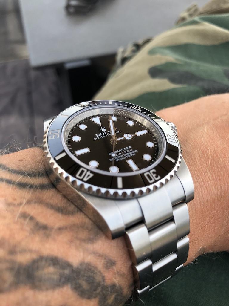 Rolex Submariner Chronext