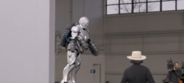 Adam Savage Builds Iron Man Suit