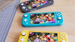 Nintendo Switch Lite Release