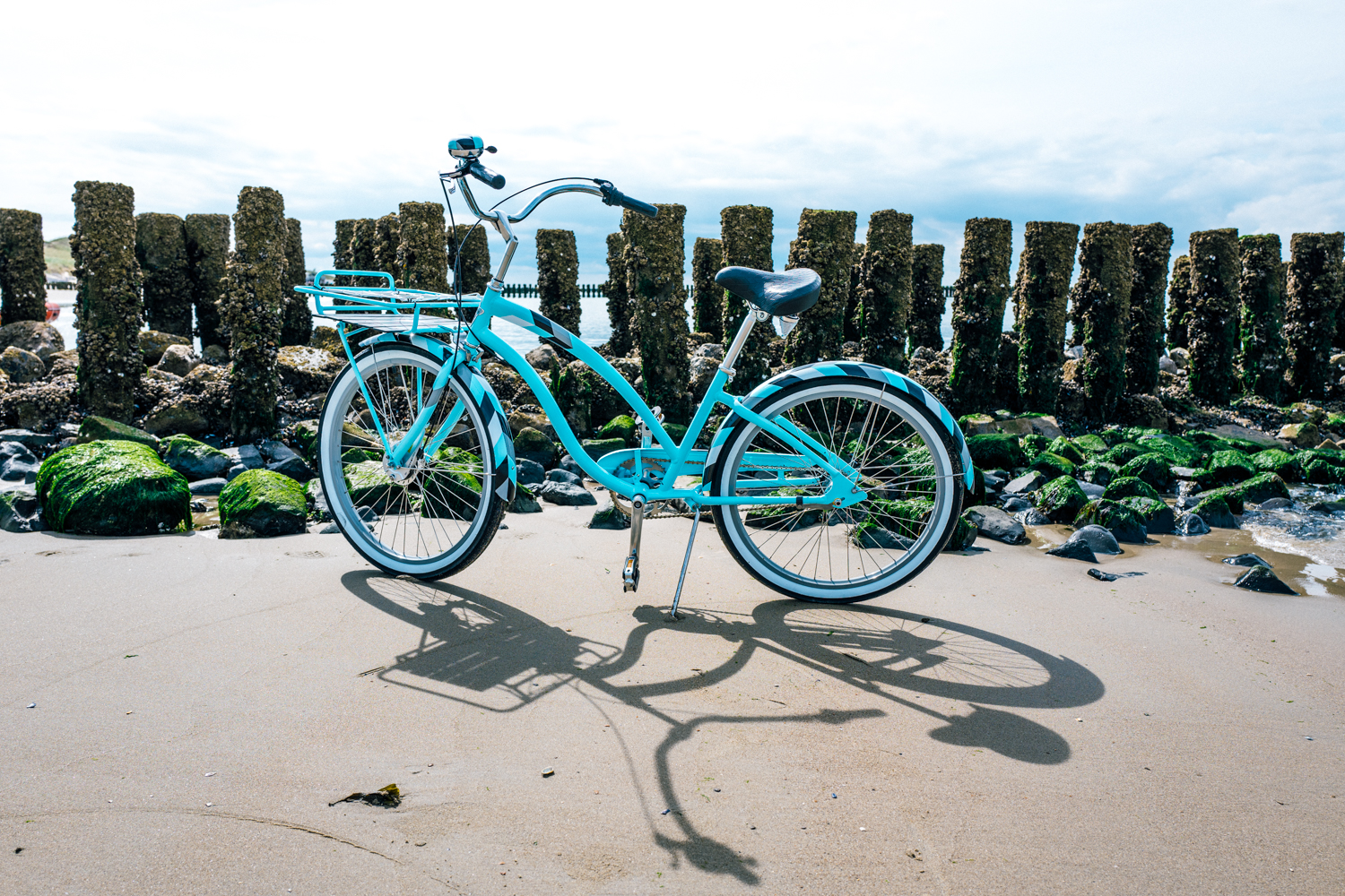 Electra Daydrem 3i Beach Cruiser Bike