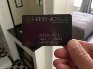 HENRI Hotel Hamburg