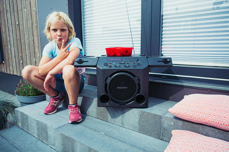 Sony GTK-PG10 Outdoor Speaker Bluetooth Lautsprecher