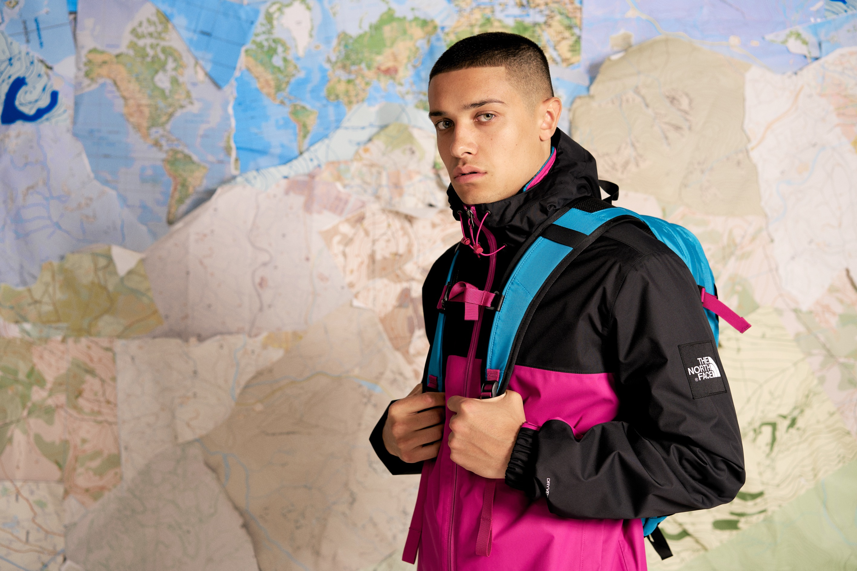 The North Face Back To Trail Capsule