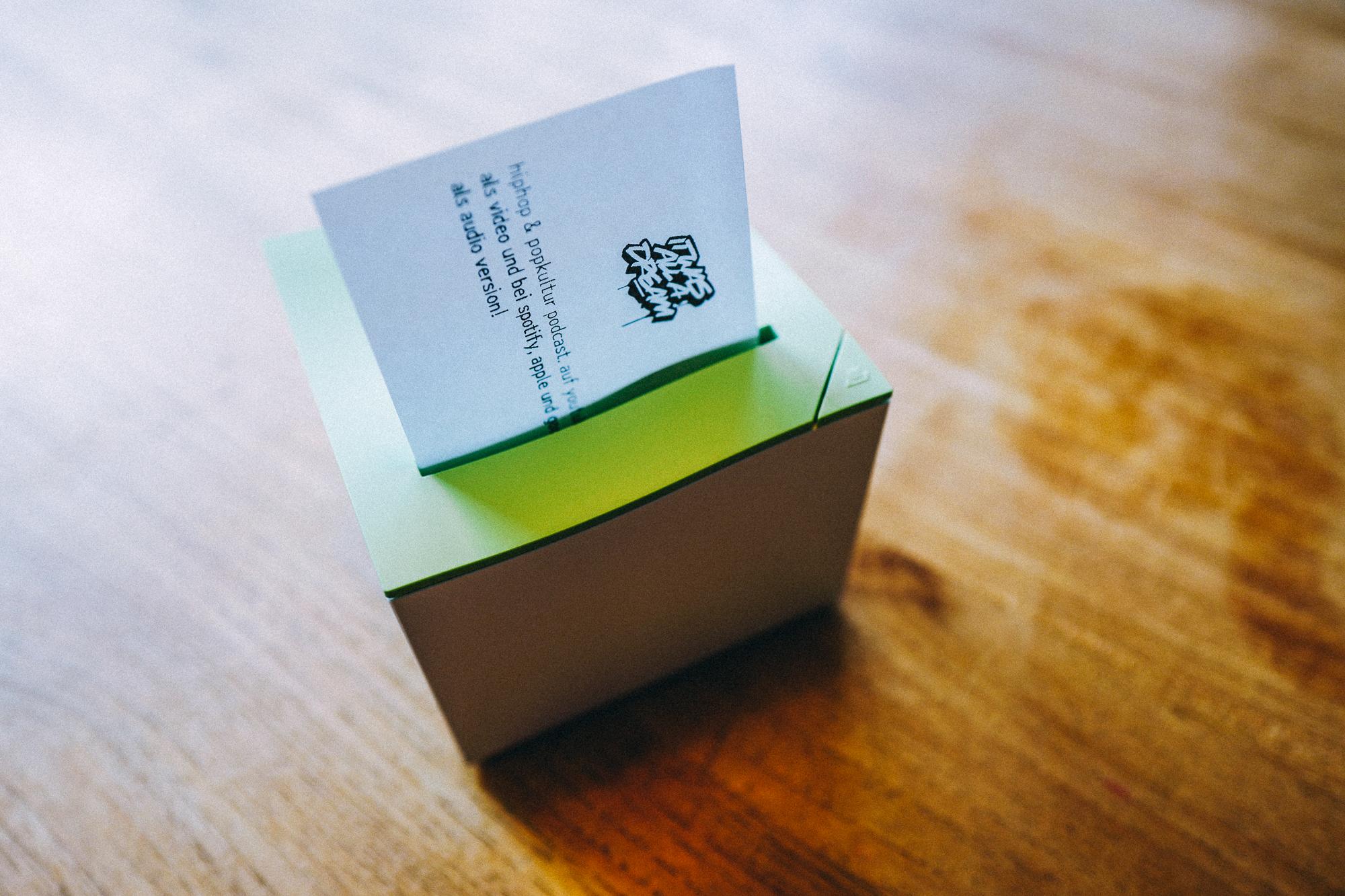 Nemonic MIP-001G Sticky Notes Printer