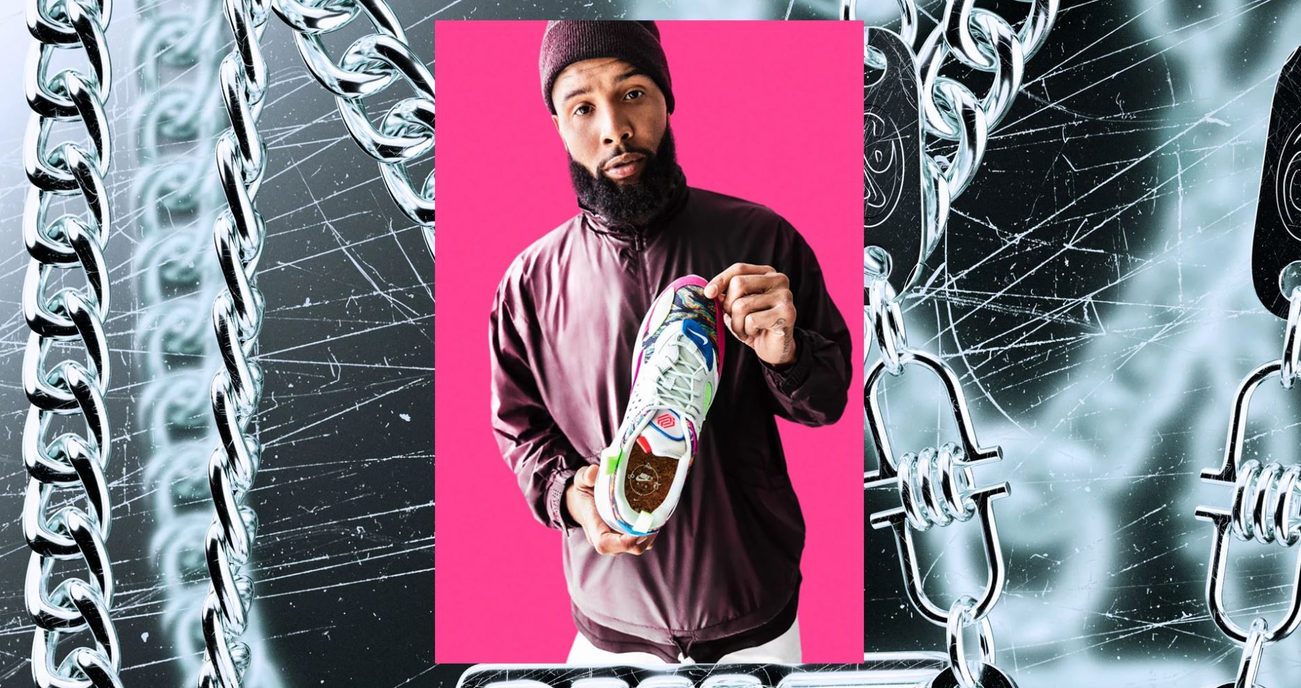 OBJ x Nike Air Max 720 - Young King of the Drip