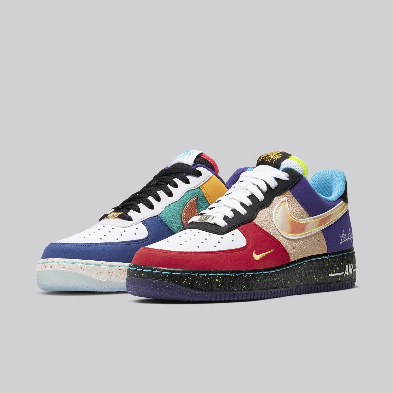 Nike Air Force 1 What The Los Angeles