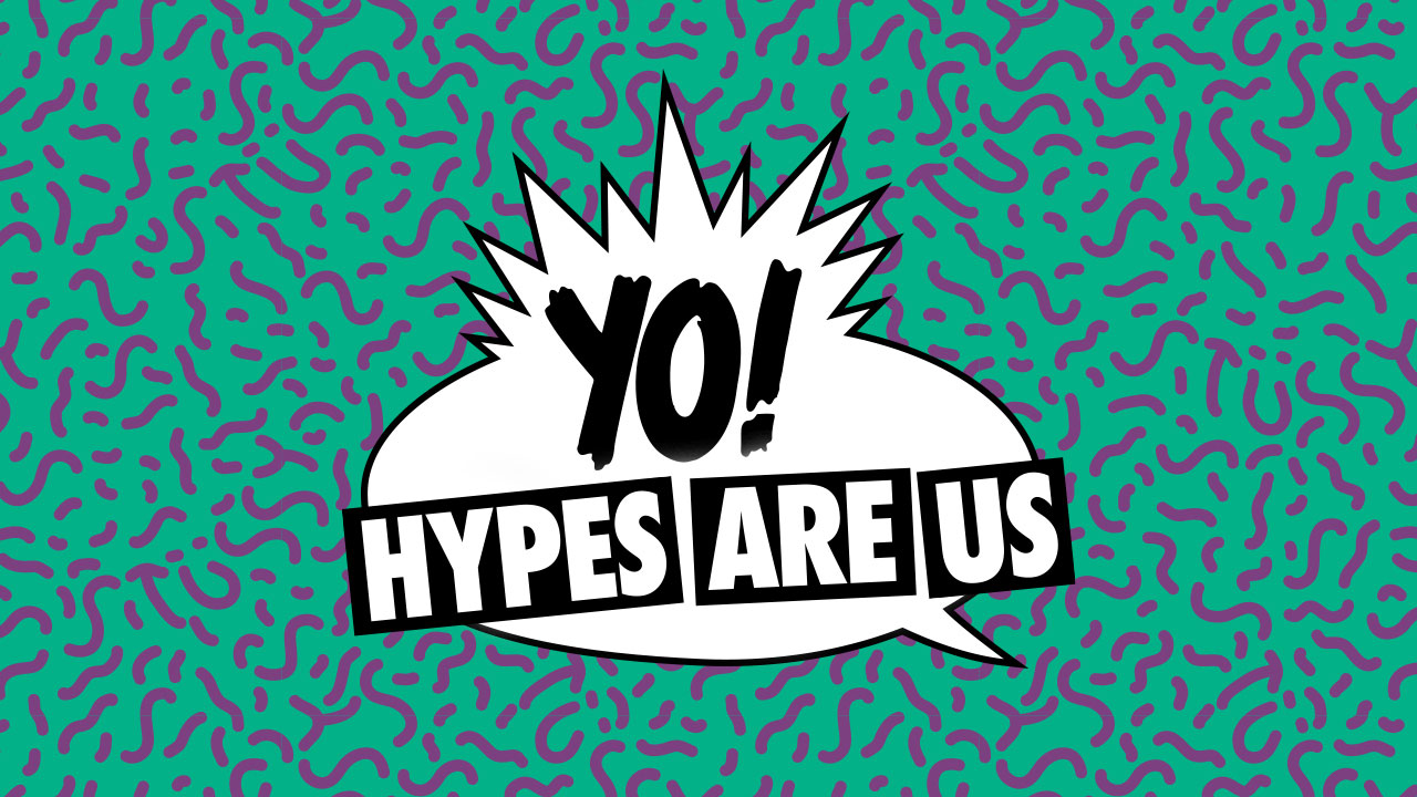 YO! HYPES ARE US Mixtape