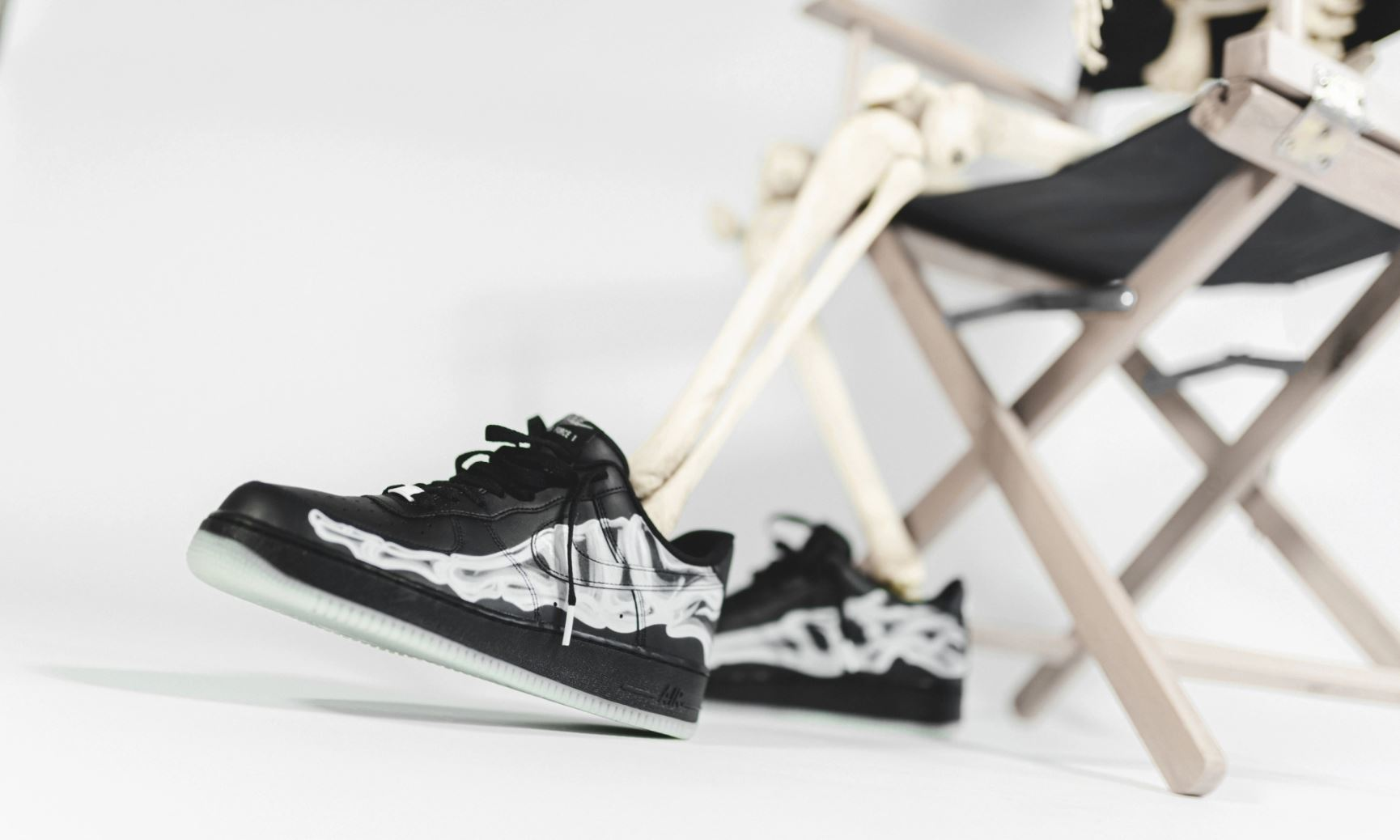 nike air force 1 07 skeleton
