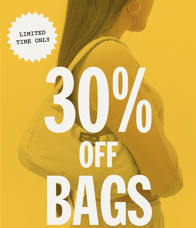 Urban Outfitters Bag Sale