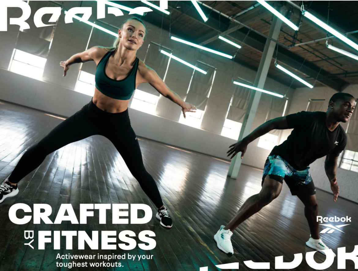 Reebok Crafted by Fitness