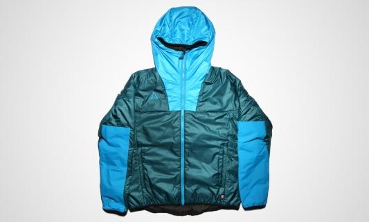 ACG Primaloft Hooded Jacket (grün / türkis)