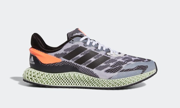 adidas Performance 4D Run 1.0 Footwear White