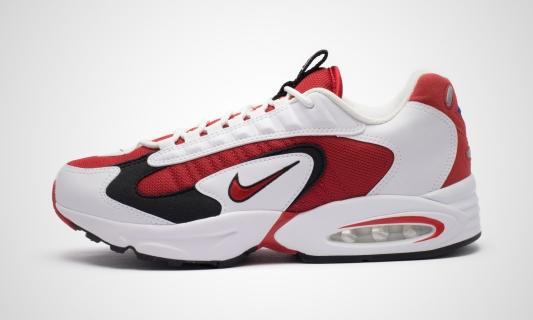 Air Max Triax 96 (weiß / rot) Sneaker
