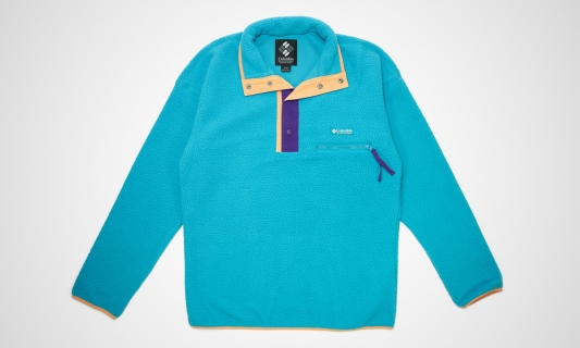 Columbia Helvetia™ Half Snap Fleece