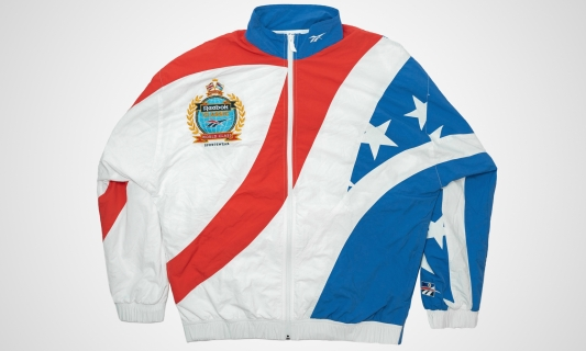 International Sport USA Tracktop (rot / weiß / blau)