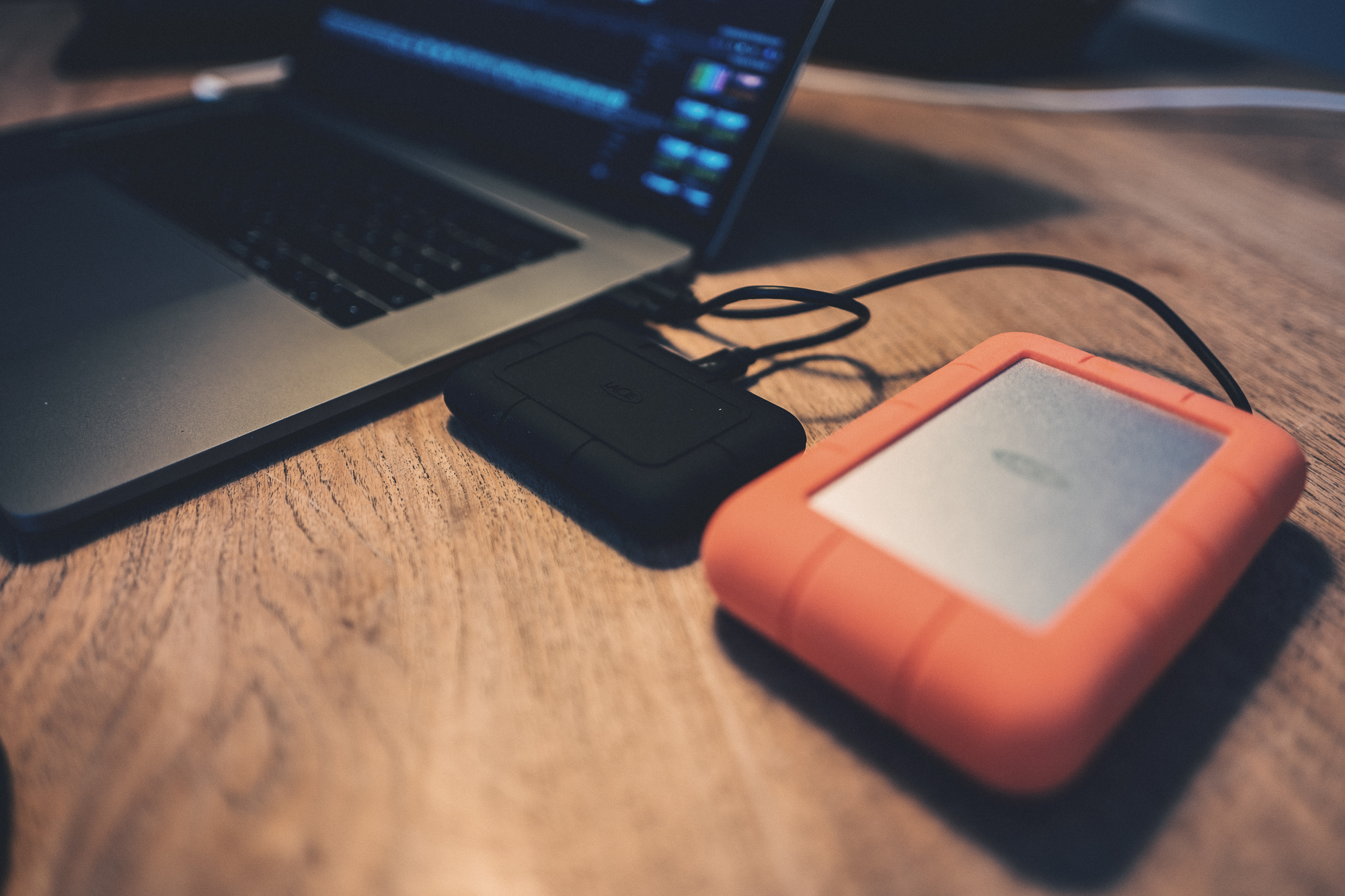 LaCie Rugged SSD Pro Test