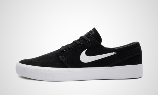 Nike SB Zoom Stefan Janoski RM (schwarz / weiß) Sneaker