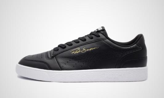 Puma Ralph Sampson Lo Perf (schwarz / weiß) Sneaker