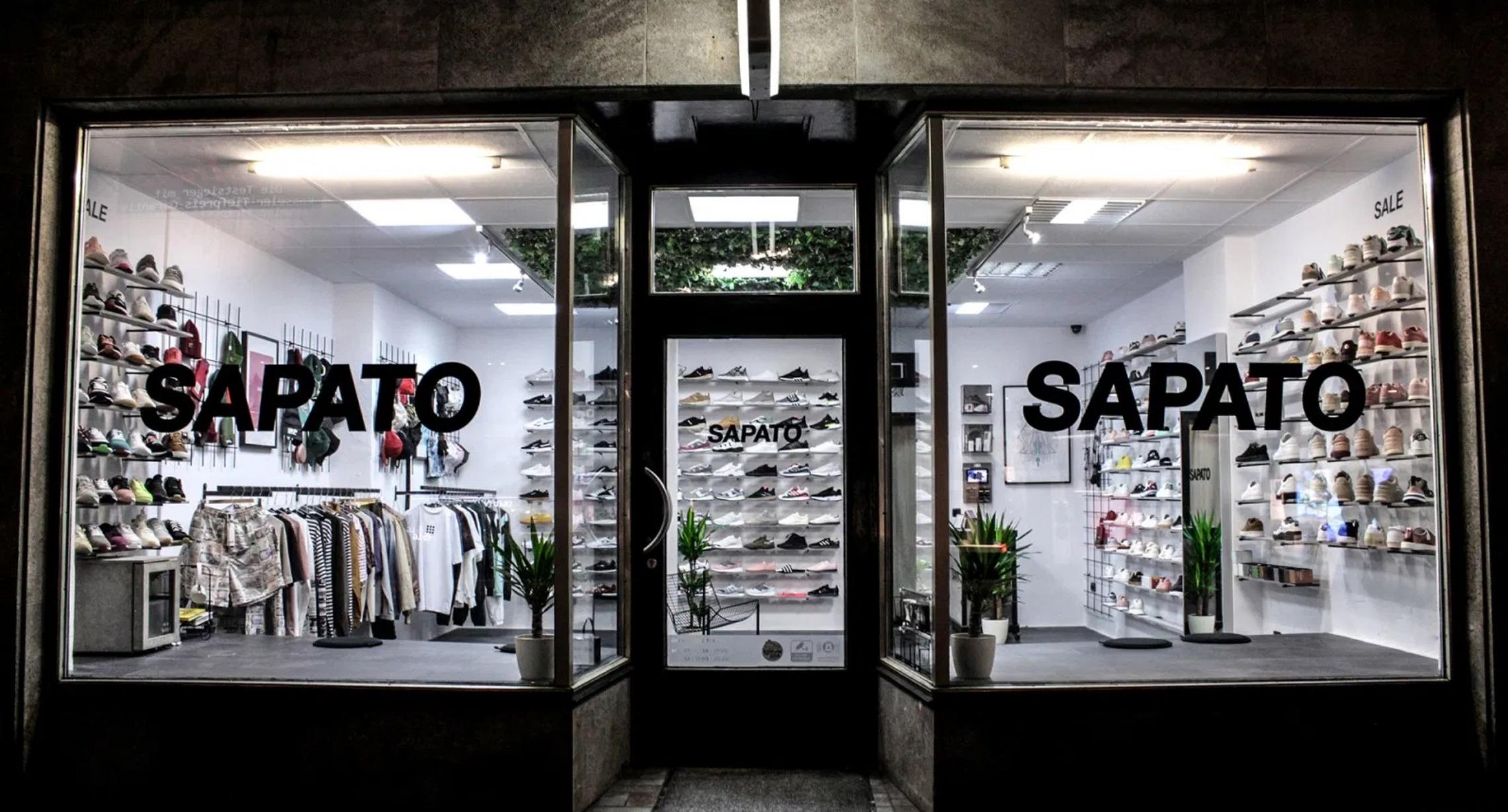 Sapato Store Sale Rabatt Geburtstag