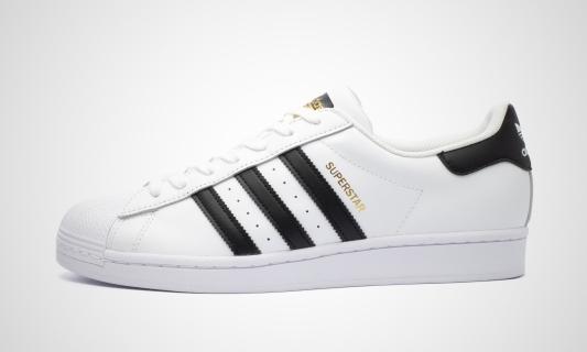 Superstar (weiß / schwarz) Sneaker