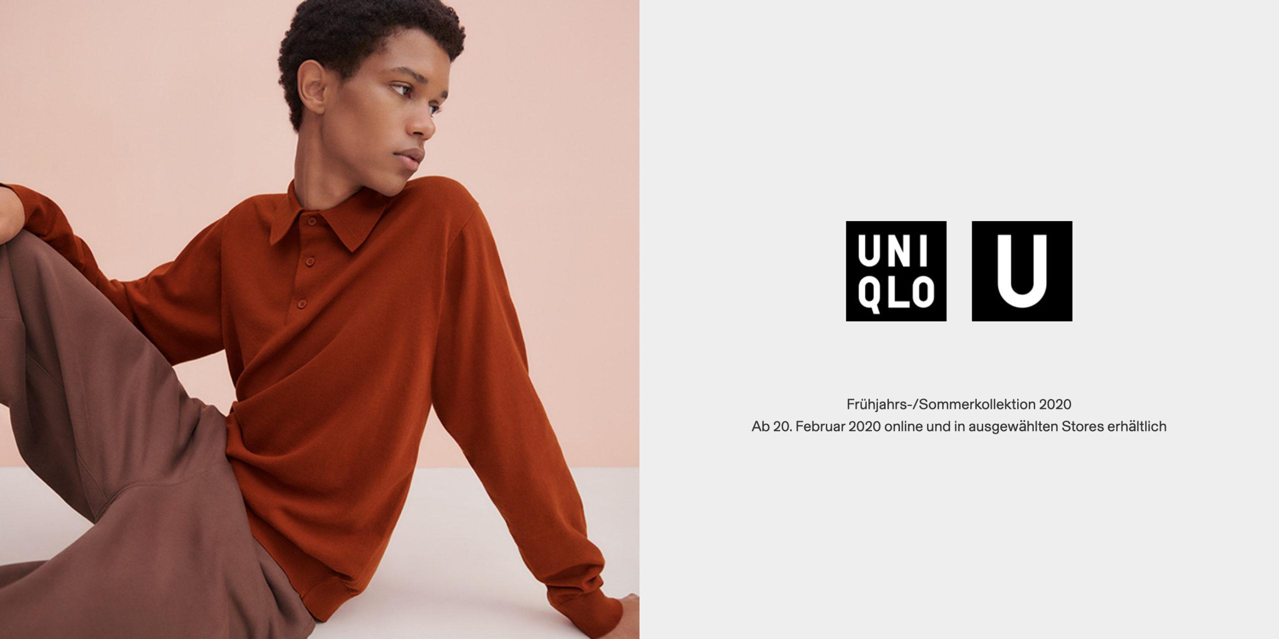 UNIQLO U Lifewear Kollektion