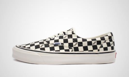 Vans Era LX (weiß / schwarz) Sneaker