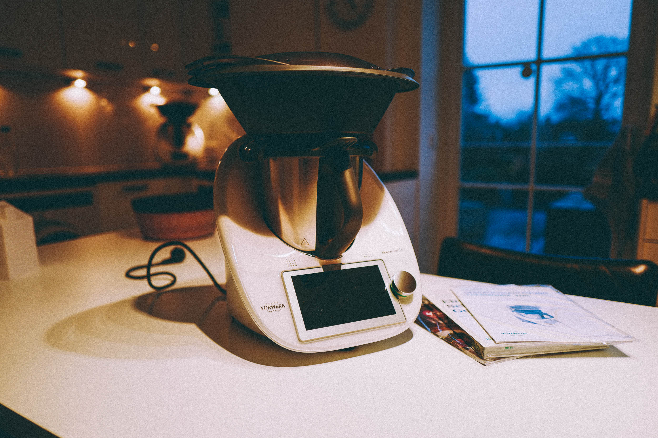 Thermomix TM6 Test Unboxing