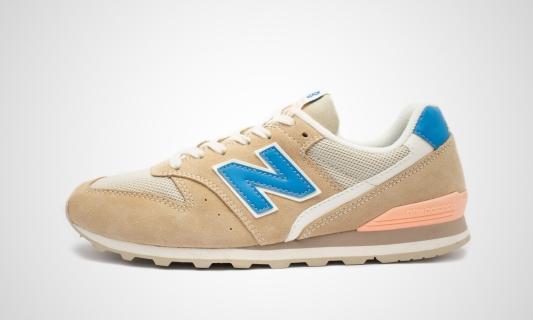 WL996COK (beige / blau) Sneaker
