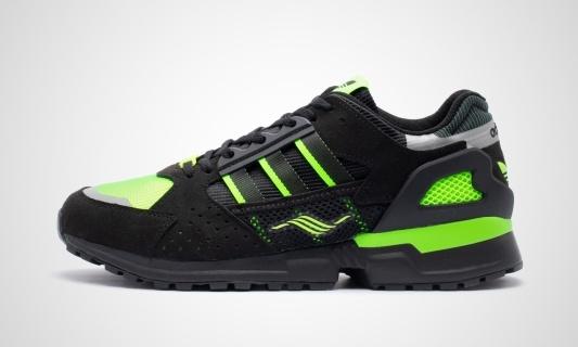 ZX 10,000 C (schwarz / grün)