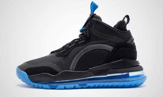 Jordan Aerospace 720 (schwarz / blau)