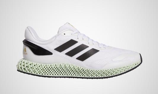4D Run 1.0 (weiß / schwarz)