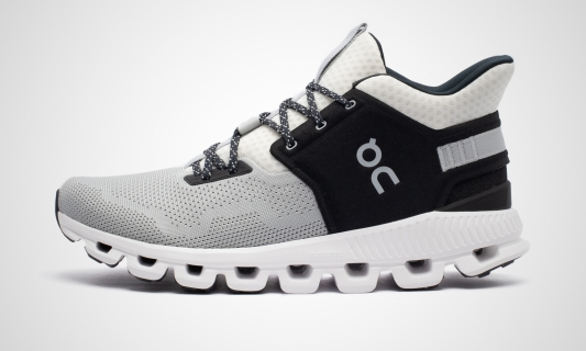 Cloud Hi Edge (glacier / black) Sneaker
