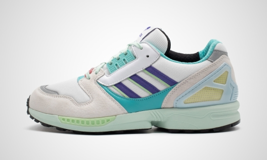 ZX 8000 (weiß / türkis) Sneaker