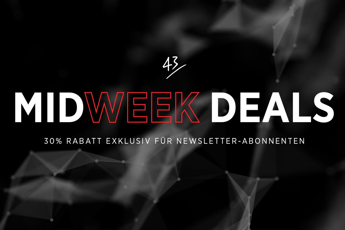 Midweek Deals 43einhalb Singles Day