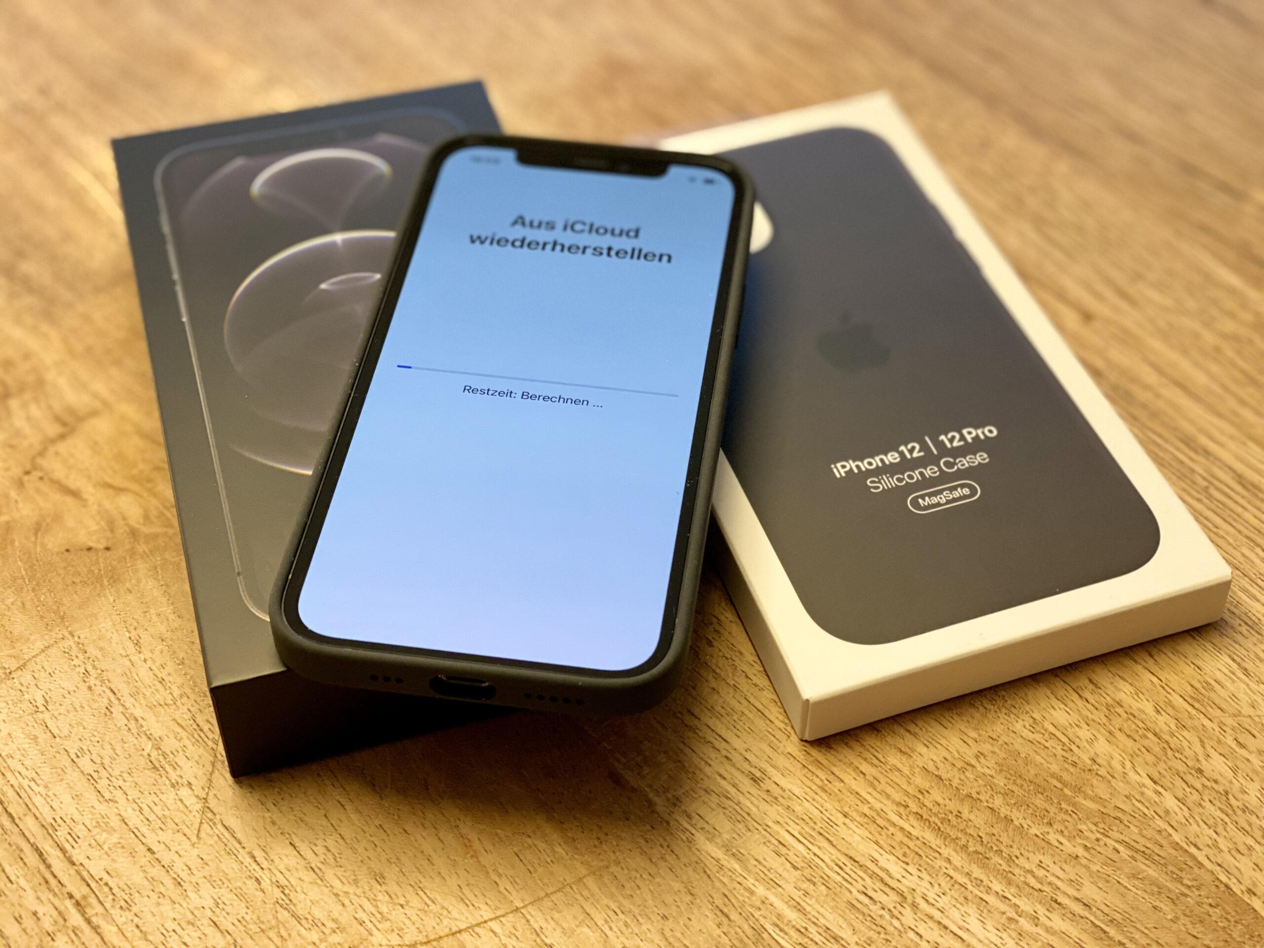 Apple iPhone 12 M1 Pro Max