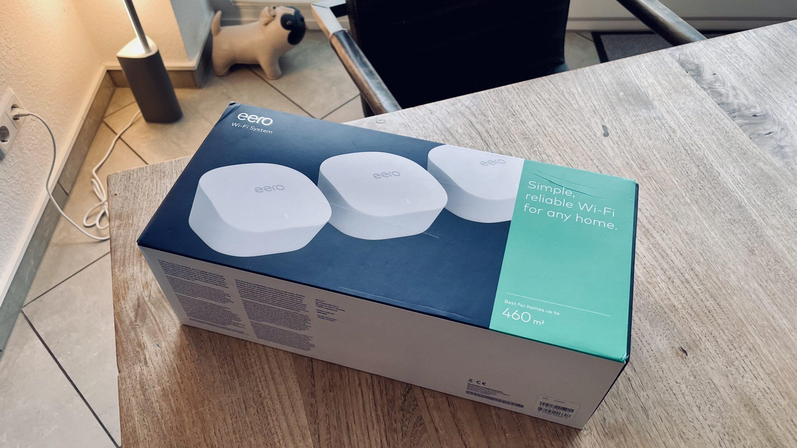 Amazon eero WLAN WiFI 6 System