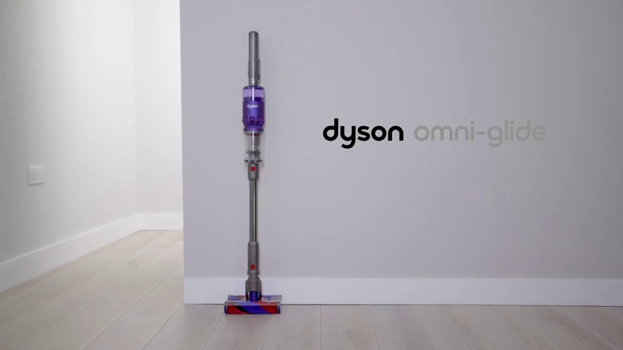 Dyson Omni-glide Fluffy Bürste